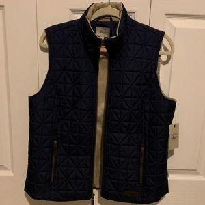 G.H Bass & Co. Blue Vest